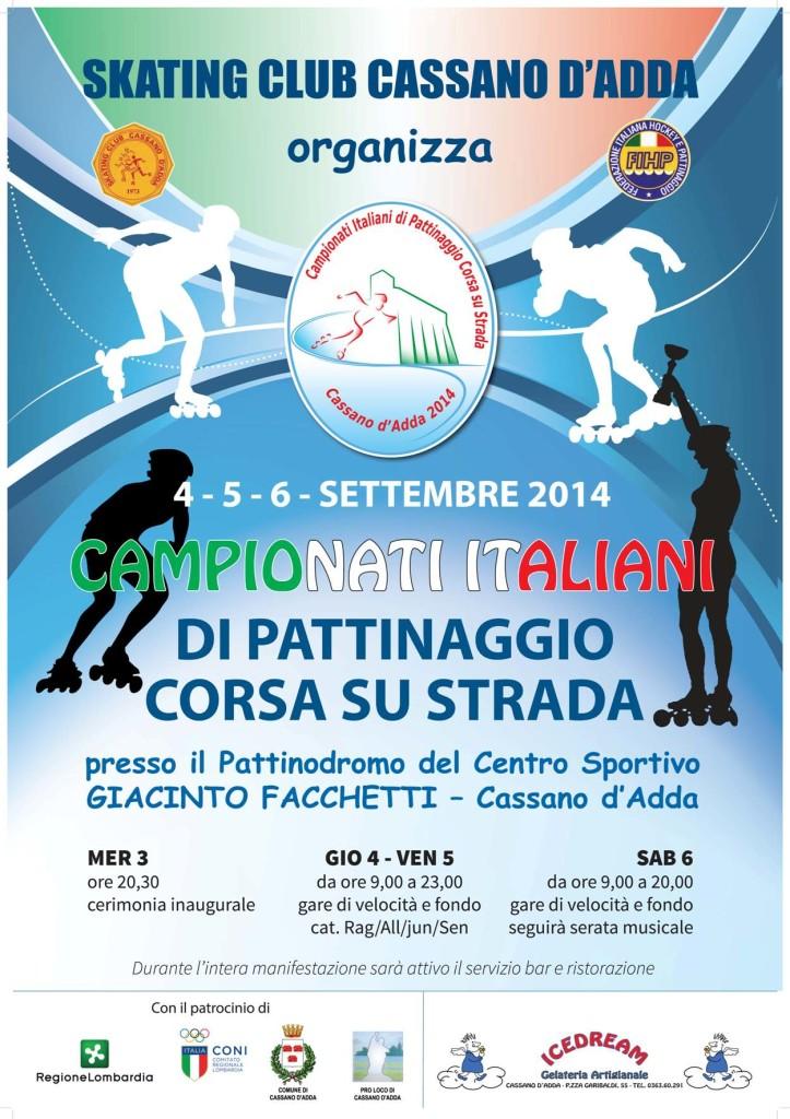 Campionati Italiani Strada 2014