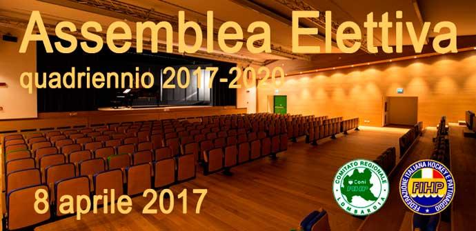 Auditorium Seregno - Assemblea Regionale Elettiva FIHP 2017