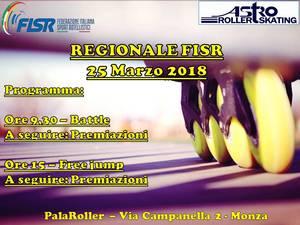 Battle 2018 Campionato Regionale Lombardia