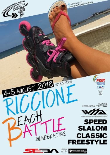 Riccione Beach Battle 2018