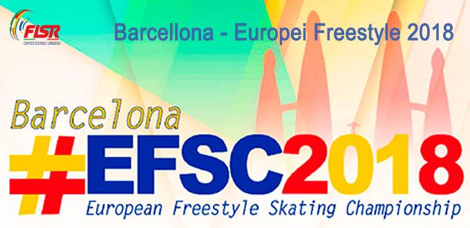 Europei Freestyle 2018