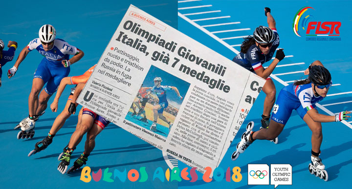 Olimpiadi Giovanili Argentina 2018