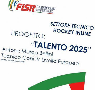 Progetto Talento 2025