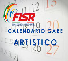 Calendario Artistico.Calendario Artistico Fisr Comitato Regionale Lombardia