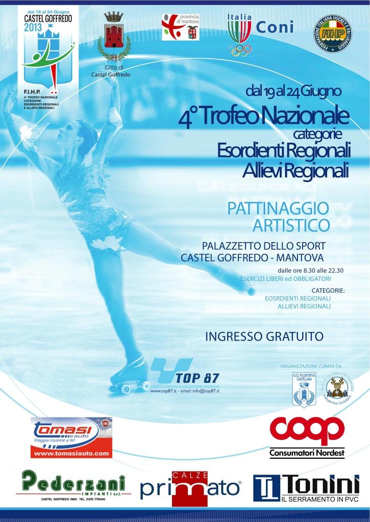 4° Trofeo Nazionale - cat. Esordienti e Allievi Regionali