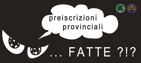 preiscrizioni