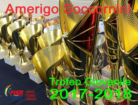 Trofeo A. Soccornini 2017-2018