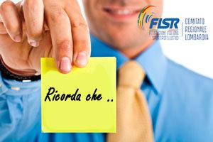Formazione regionale FISR Lombardia