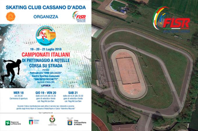 Cassano d'Adda Italiani Strada 2018